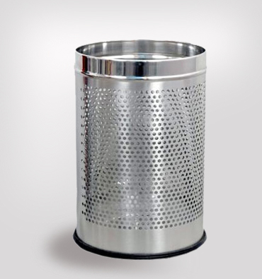 Perforated Dust Bin