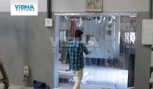 PVC Strip Curtains Suppliers Chennai