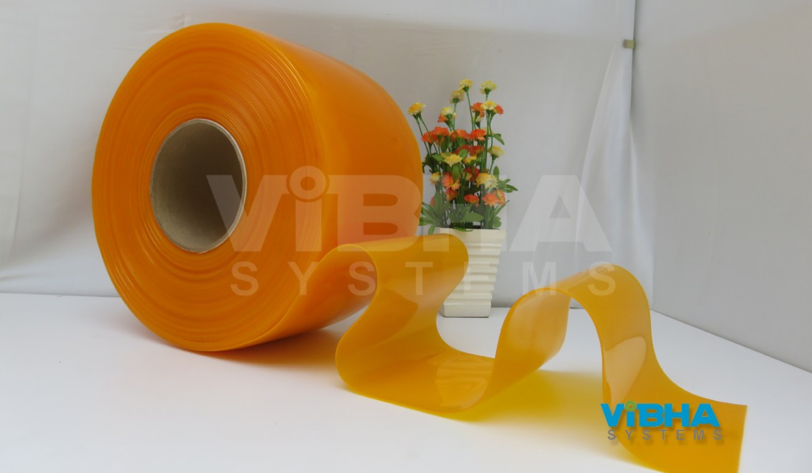 pvc-strip-roll-yellow-color