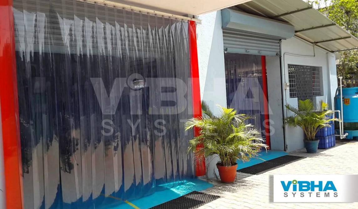 strip door curtains chennai