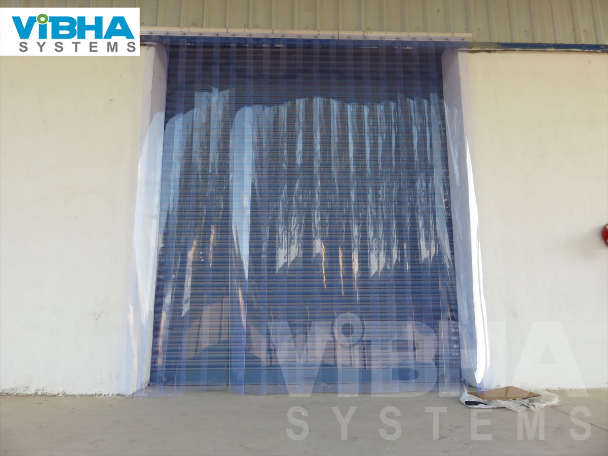 Transparent PVC Strip Curtains India, Clear PVC Strip Curtains Chennai