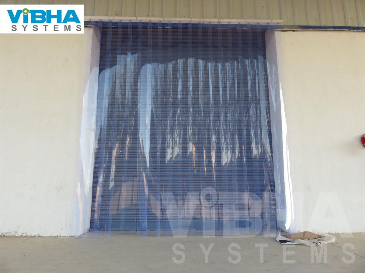Transparent PVC Strip Curtains India, Clear PVC Strip Curtains Chennai