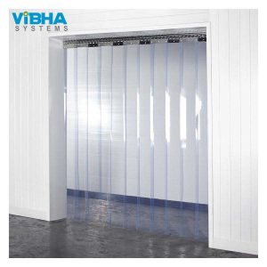 cold room door strips, cold storage door strip curtains, pvc strip curtains for cold room doors, polar grade pvc strip curtains,