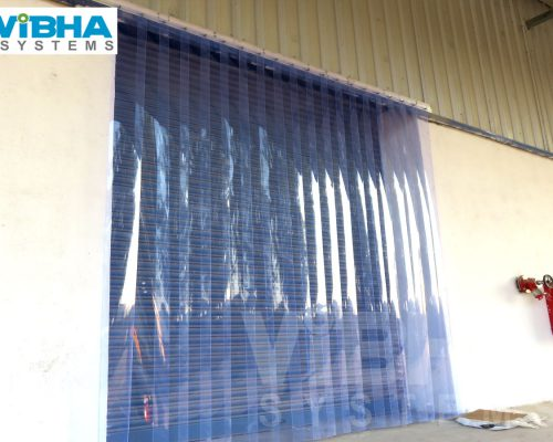 Strip Curtains Chennai, PVC Flap Curtains Chennai, PVC Strip Doors India
