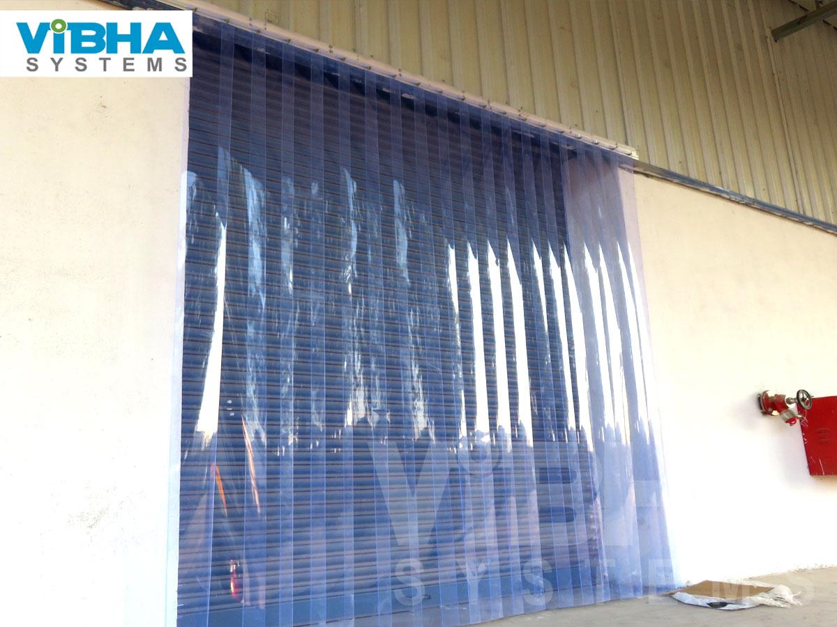 Strip Curtains Chennai, PVC Flap Curtains Chennai, PVC Strip Doors India