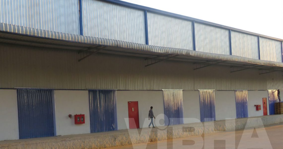 PVC Curtains for Warehouse Shutters Docks