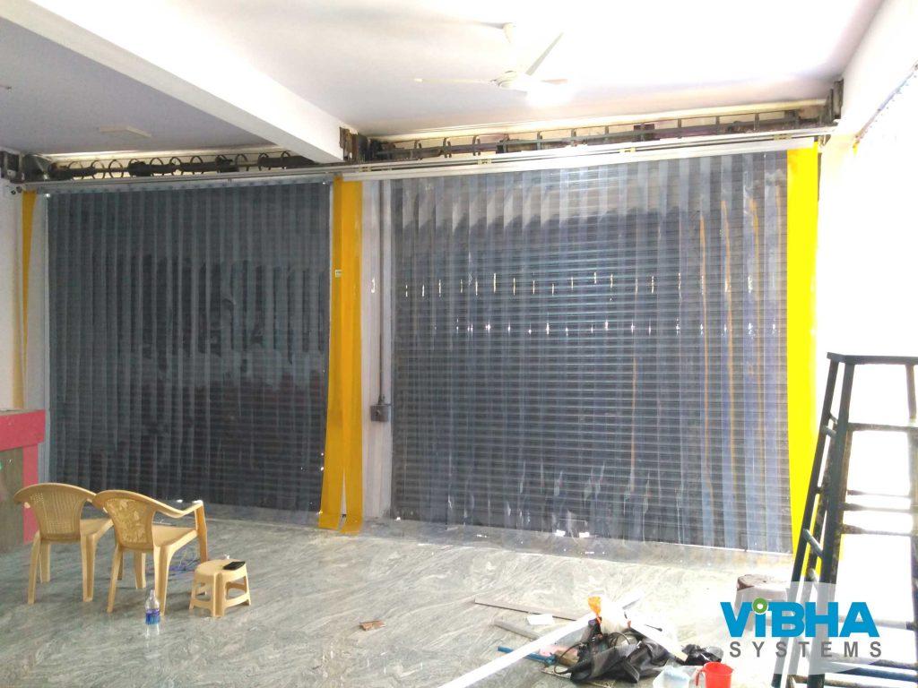 Room Dividers PVC Strip Curtains, Machine Guard PVC Strip Curtains, Spray Paint Booths PVC Strip Curtains, Woodworking PVC Strip Curtains, Warehouse PVC Strip Curtains, Aircraft Partitions PVC Strip Curtains, Sand Blasting Curtains PVC Strip Curtains, Auto Body Curtains PVC Strip Curtains