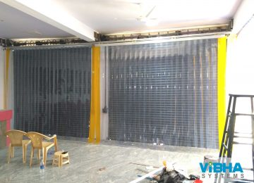 Bodyshop curtains for prep stations, griding booths, paint booths, sanding booths, wash bays, detailing bays