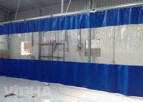 Industrial Curtain Walls