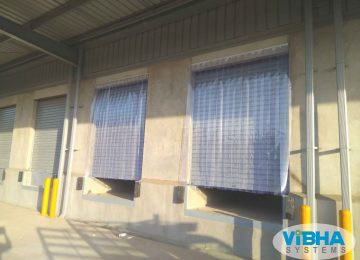 flexible pvc strip curtains are economical saves energy and improves the efficiency of refrigeration, cold storage facilities