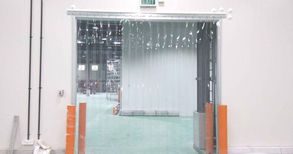 PVC Strip Curtains in Coimbatore