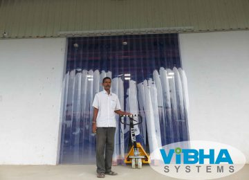 PVC Strip Curtains in Bangalore