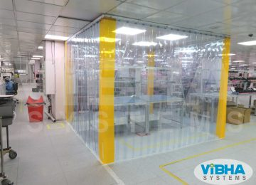 PVC Strip Curtains in India