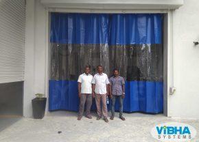 Wash Bay Curtains Chennai