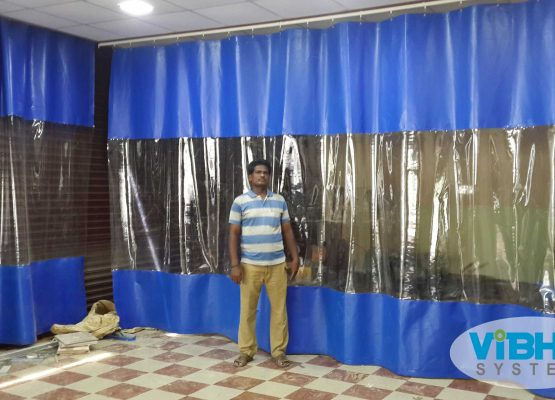Car Wash Curtains Chennai