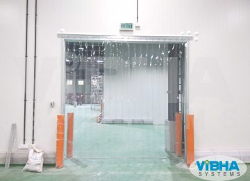Cold Room PVC Strip Curtains
