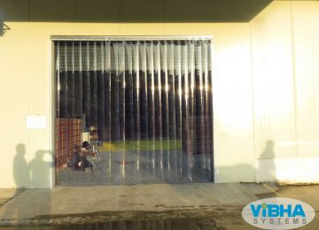 PVC strip Curtains are often the perfect combination of efficiency and value for food production, cold storage, food distribution and industrial facilities.
