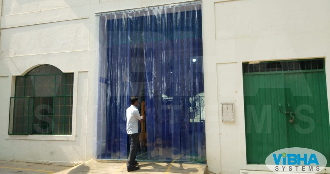 PVC Strip Curtains for Doors