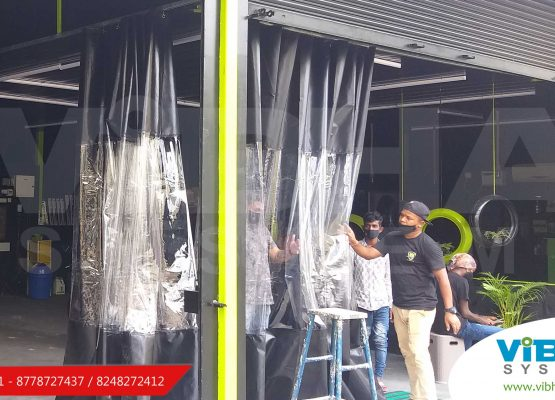 Car Washes, Detailing, Garages Curtains India