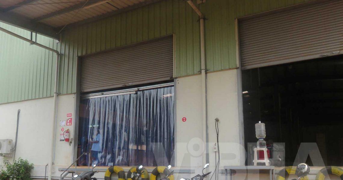 PVC Strip Curtains Kerala