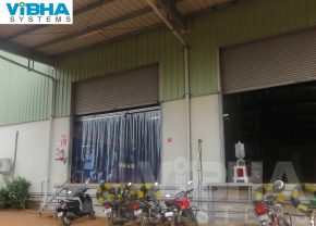 PVC Strip Curtains Kerala